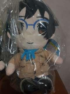 Yuri Katsuki of Yuri on Ice anime stuff toy