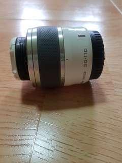 Nikon 1 Nikkor VR 30-110mm lens
