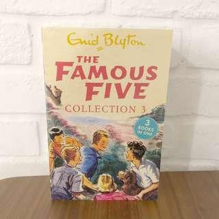 The Famous Five Collection 3 : Books 7-9
