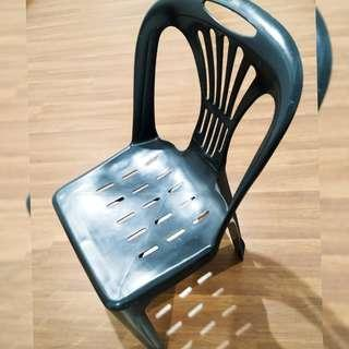 Plastic Chair used good condition 1 unit