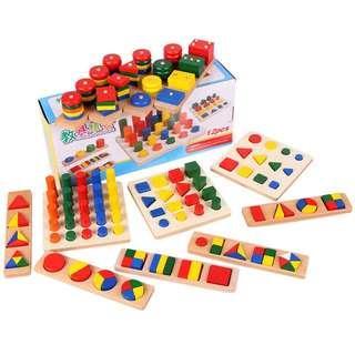 Children Montessori Teaching Aids preschool