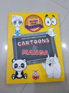 Cartoon manga #OCT10