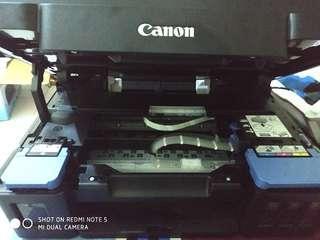 Canon Printer G3000 Wifi