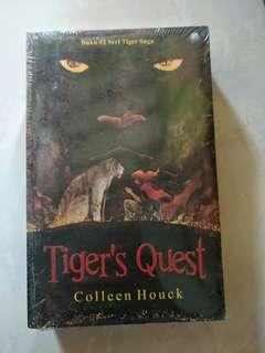 Seri Tiger Saga 2 : Tiger's Quest - Colleen Houck