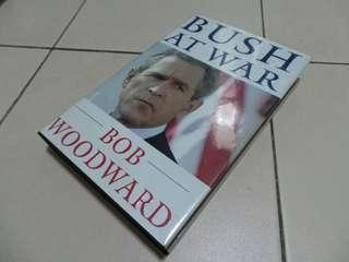 09046 Bush at War - Bob Woodward