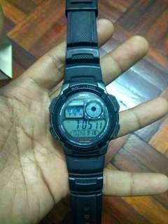 Casio AE1000W World Timer