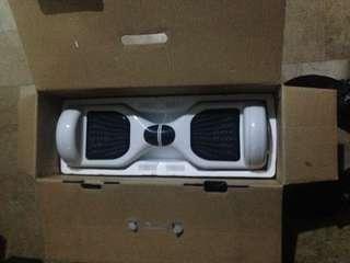 White Hover Board / Balance Wheel