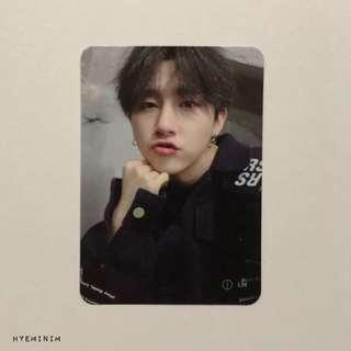 Monsta X The Connect Version IV I.M Photocard