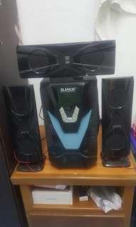 DJACK bluetooth speaker