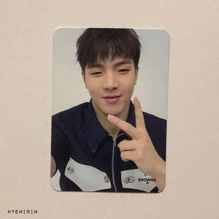 Monsta X The Connect Version II Shownu Photocard