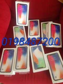 Promo Iphone x 256gb 3698rm0198487200