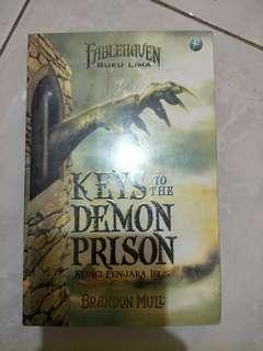 Fablehaven 5 : Keys to The Demon Prison - Brandon Mull