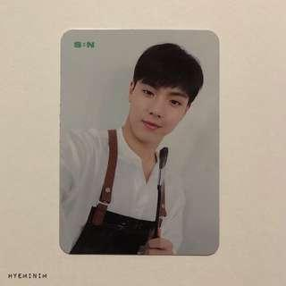 Monsta X The Connect PO Benefit Shownu Photocard