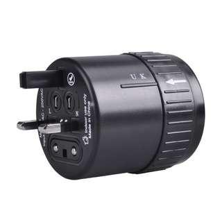 AVANTREE Magic Universal AC Adapter - Travel Adapter