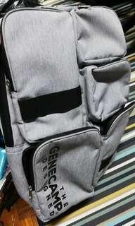 The Genecamp Designed advantgarde backpack