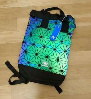 bf357b457e5 adidas backpack 3d issey roll top   Bags   Wallets   Carousell Singapore