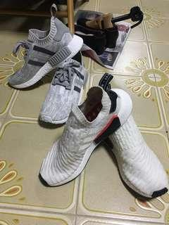 STEAL PRICE: Adidas NMD R1 + R2