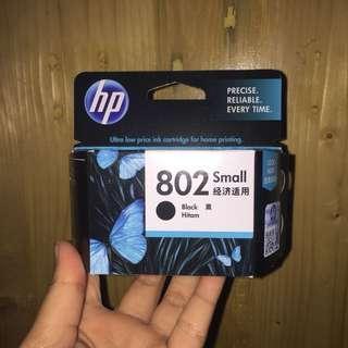 Tinta Printer No 802 Hitam