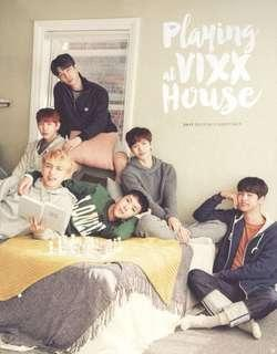 Vixx - 2017 Season's greeting Poster - FREE Giveaway
