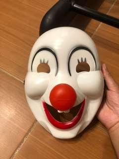 Happy Clown Mask