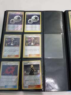 Pokemon Staples Trainer/Item cards