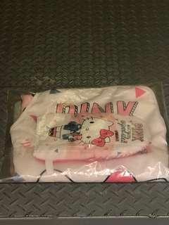 🚚 Hello Kitty 圍裙+隔熱手套