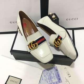 Sepatu Gucci Heels Mirror High Quality