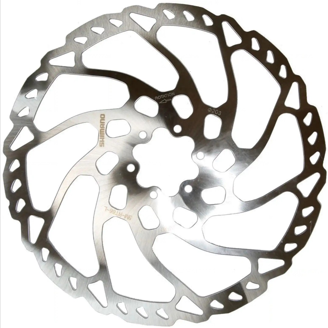 🆕! 160mm Shimano SLX-Zee-Deore RT66 6-Bolt MTB Disk Brakes Rotor #OK  (PRICE FOR 1 disk)