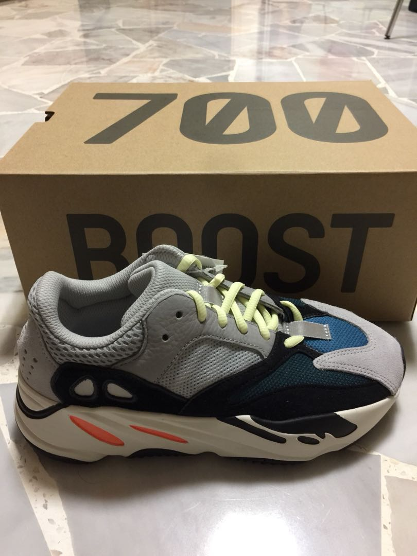 new styles d2214 2282b Adidas Originals Yeezy Boost 700 US 5.5 UK 5, Women s Fashion, Shoes,  Sneakers on Carousell