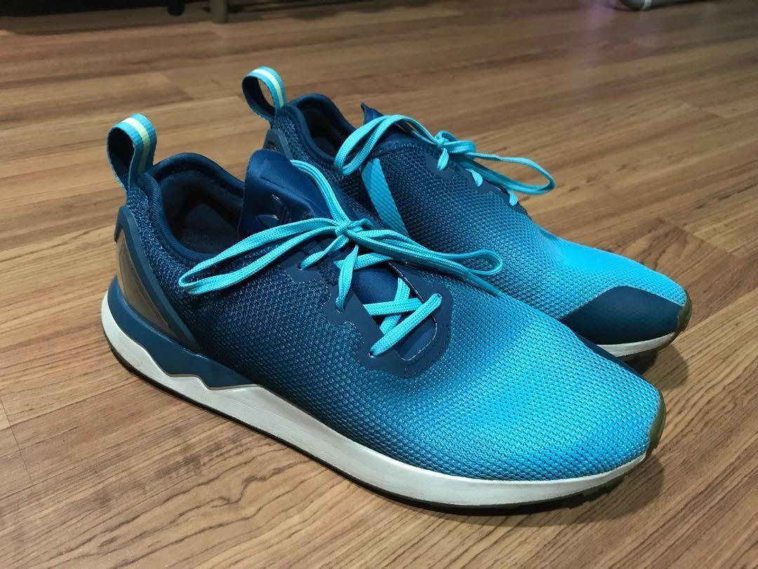 b8d821b22 Adidas Originals ZX Flux Adv Asym US 8