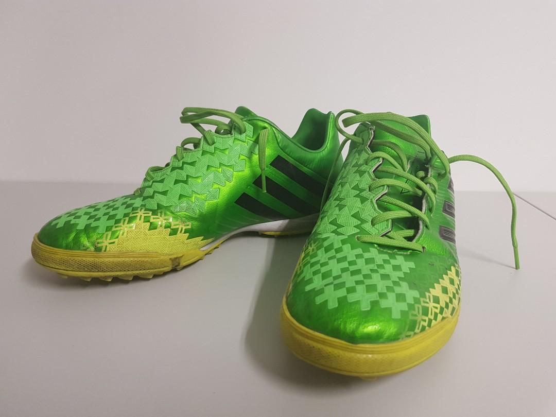 fe14dc456f3b 100% Authentic Adidas Predator Absolado FG Turf Boots - US 10