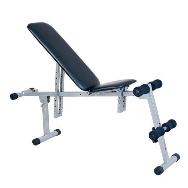 Adjustable Weight Bench (Foldable)