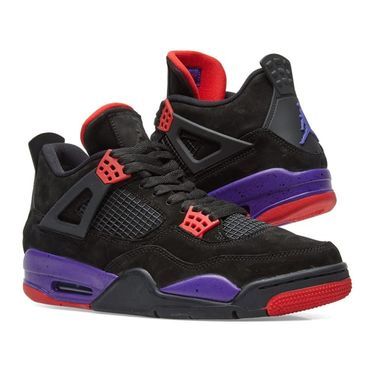 cf14b8fea2d0 Air Jordan 4 Raptors