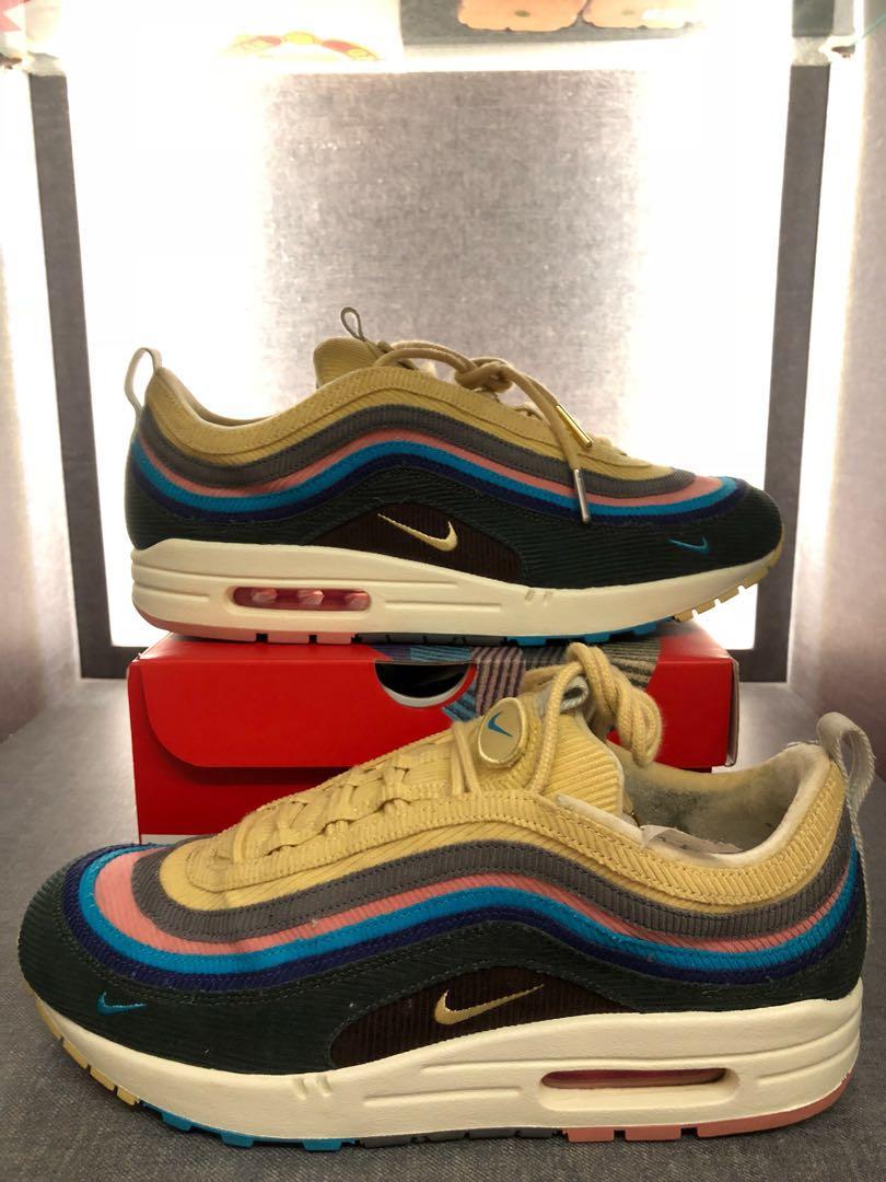 834cddb588 airmax 1/97 VF sean wotherspoon, Men's Fashion, Footwear, Sneakers ...