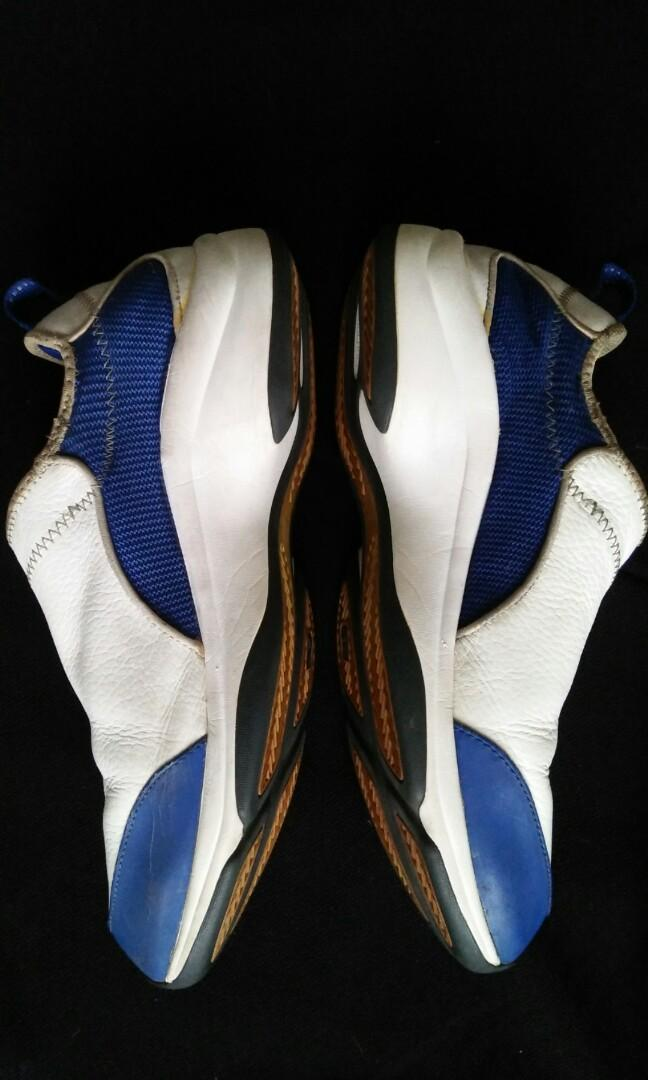 And1 Tochillin Basketball Slip-on Shoes, Men's Fashion