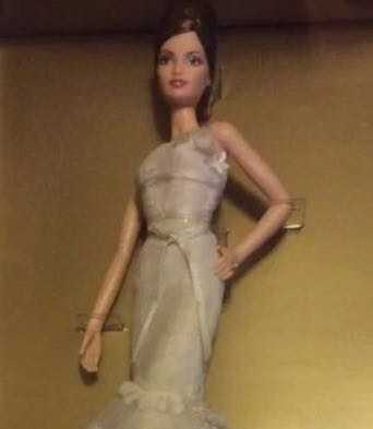 02aa5f80d234 Barbie The Romanticist Vera Wang, Everything Else on Carousell
