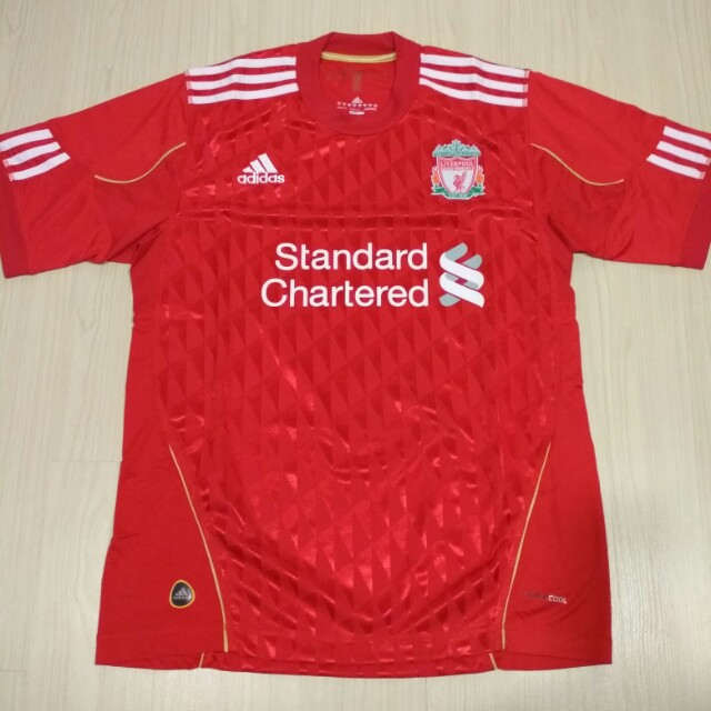 95bb66d8abb Brand new LFC Liverpool soccer jersey size M (vintage Collector item ...