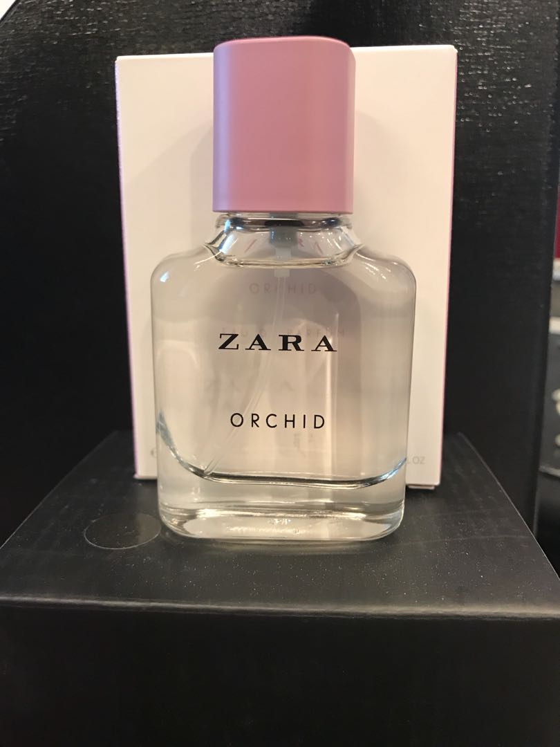 Brand New Zara Orchid Eau De Parfum 30ml Health Beauty