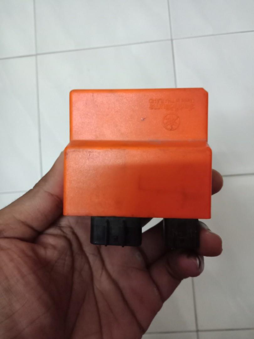 Cdi thai utk lc135 dan manifold cardinal saiz 30mm utk lc135
