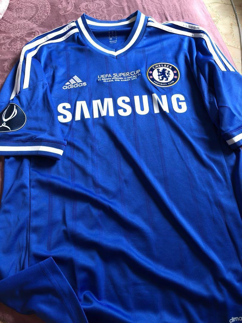 the latest b2159 be2b2 Chelsea Jersey ( Kevin De Bruyne)- M size, Sports, Sports ...