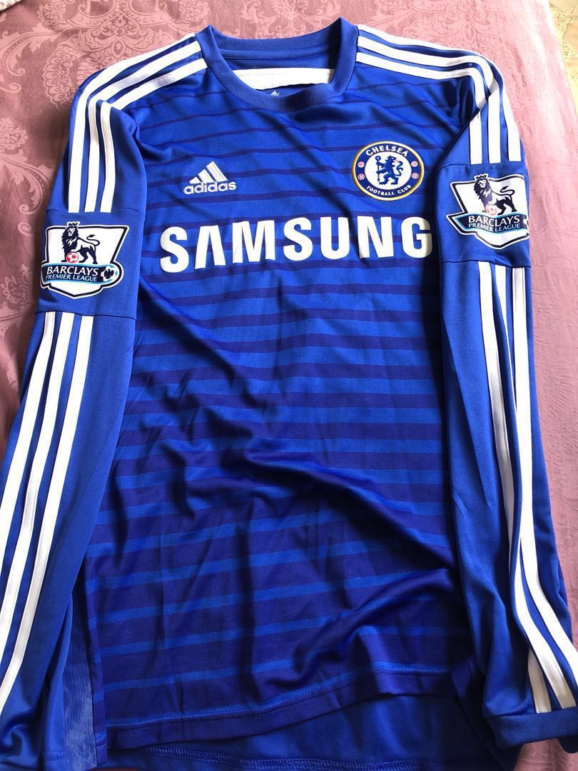 cheap for discount bfca8 ec078 Chelsea Jersey (Oscar) - M size