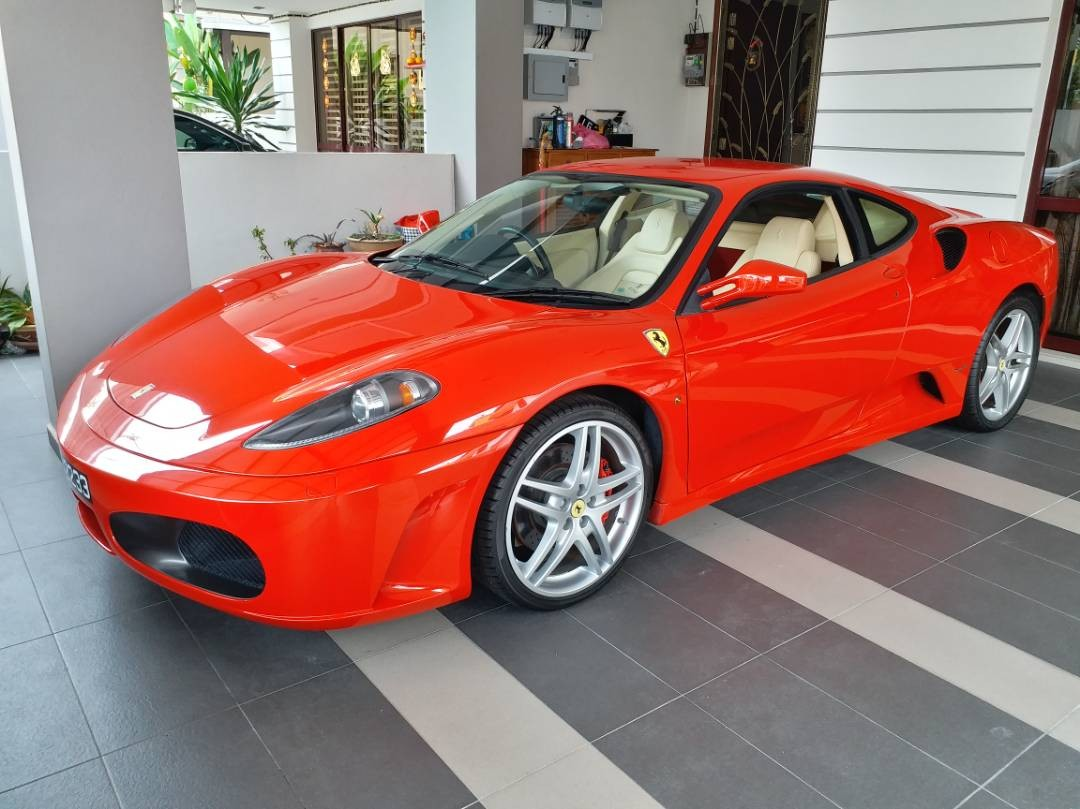 Ferrari F430 Coupe Cars Cars For Sale On Carousell