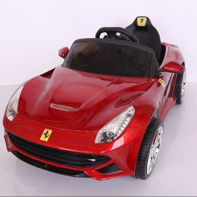 Ferrari Kids Electric Toy Car Toys Amp Games Others On