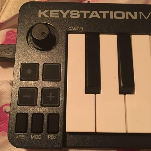 Keystation Mini 32 M-audio Keyboard Controller
