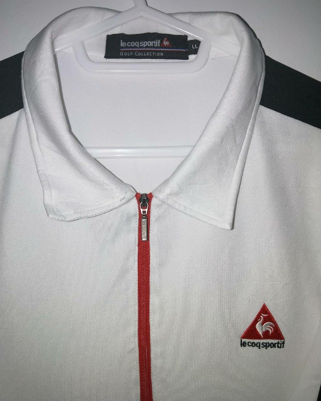 11498ddf9a Le Coq Sportif golf collection polo shirt, Men's Fashion, Clothes ...