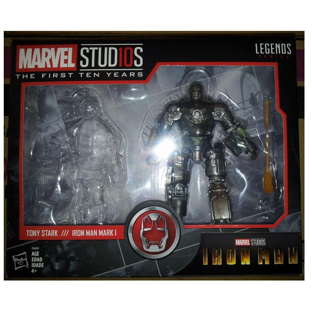 Marvel Legends Studios Iron Man Mark I