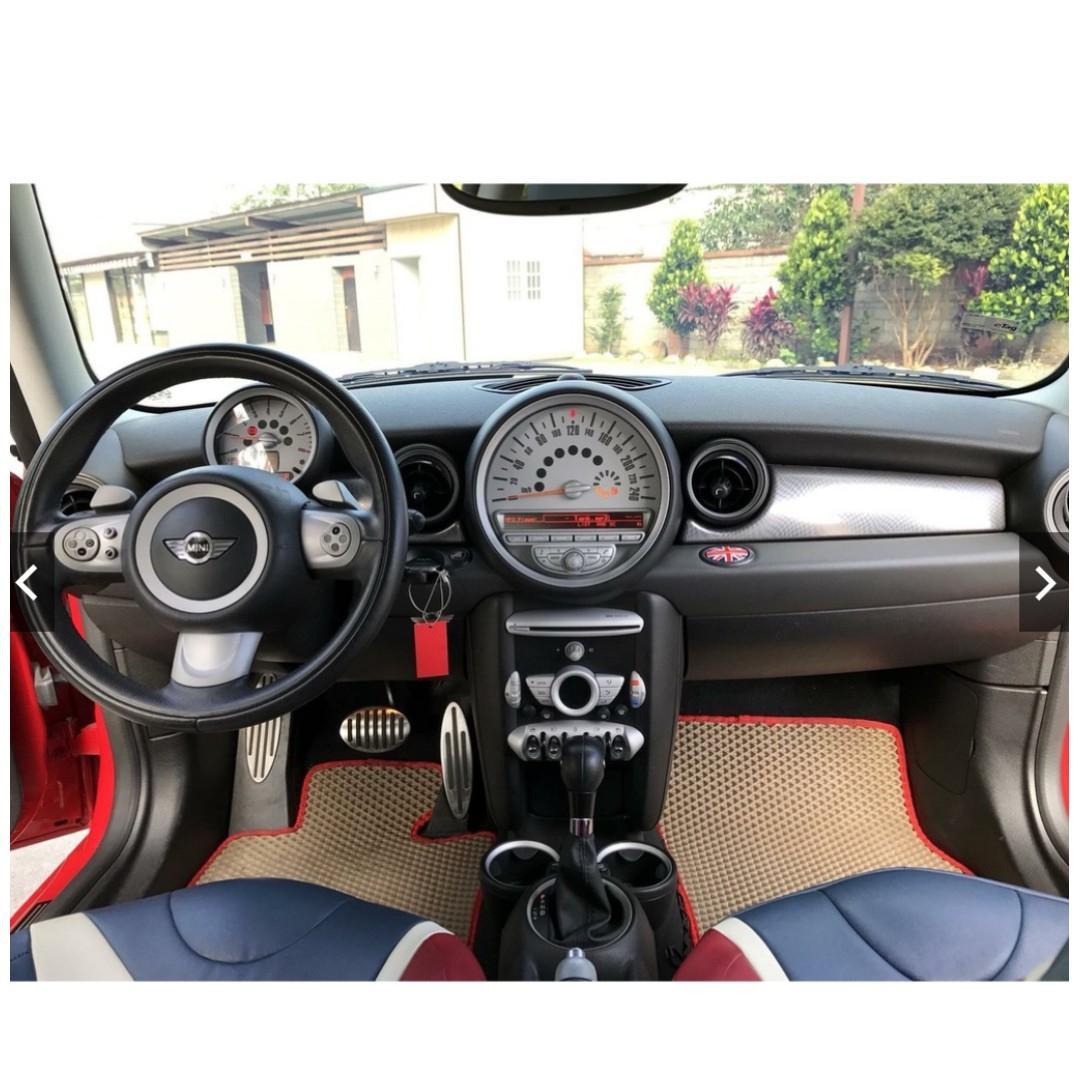 MINI Cooper S、Jcw套件、小鋼炮、全額貸款、低月付、零頭款、免保人