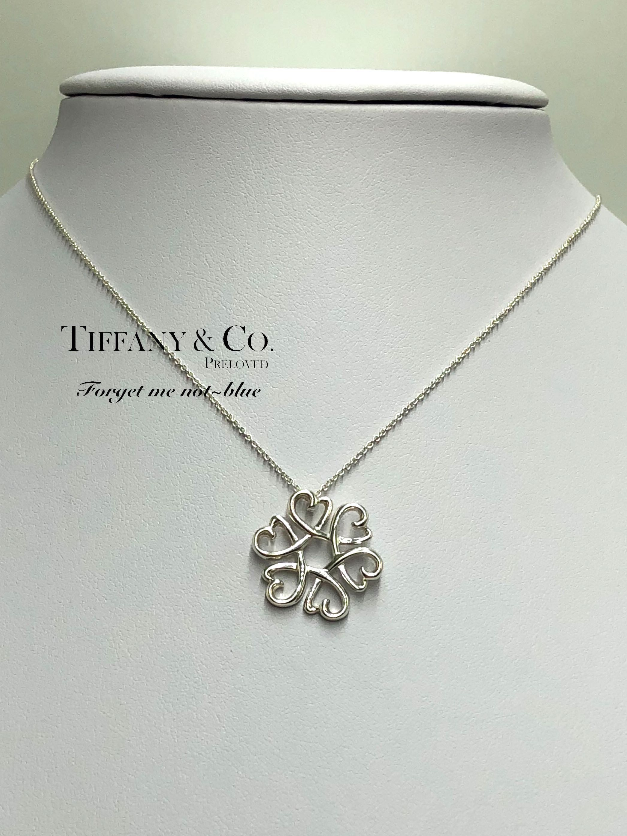 7c1c68b29a7 Authentic RARE Tiffany & Co. Paloma Picasso Medallion Loving Heart Pendant,  Luxury, Accessories, Others on Carousell