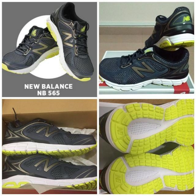 New Balance NB565 SAF shoes, Men's