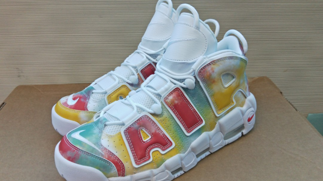 84f3b19008 Nike Air More Uptempo 96 UK QS, Men's Fashion, Footwear, Sneakers on ...